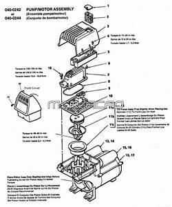 Coleman Powermate Sanborn Fl-040-0242 Parts