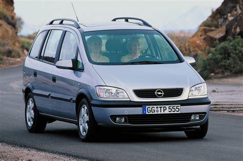 1999 Opel Zafira Photos, Informations, Articles