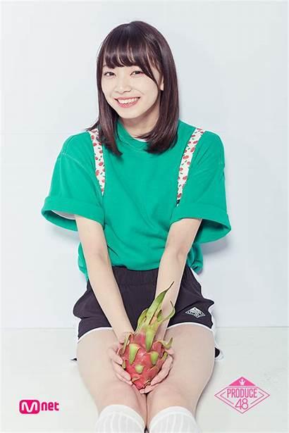 Moe Goto 고토 Produce 모에 Produce48 Dbkpop