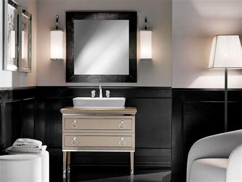 deco bathroom vanity lutetia l12 traditional italian deco bathroom vanity