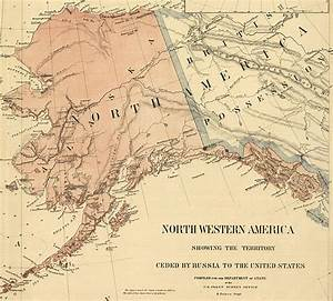 1867: The USA buys Alaska from Russia