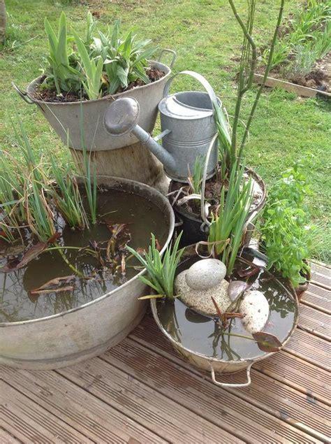 pot de fleur zinc pots et bassines en zinc jefaislejardinquimeplait fleur pots et vert