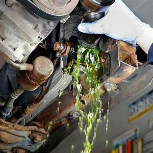 How To Change Your Engine Coolant