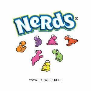 Nerds Candy Logo - Polyvore