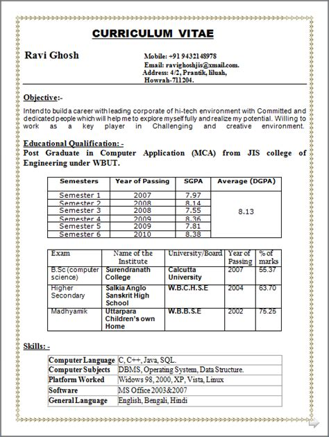 msc chemistry resume format facebookthesiswebfccom