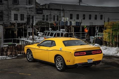 2017 Challenger Gt Awd by 2017 Dodge Challenger Gt Awd Review
