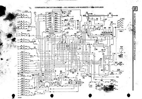 Range Rover Window Wiring Diagram Auto Parts
