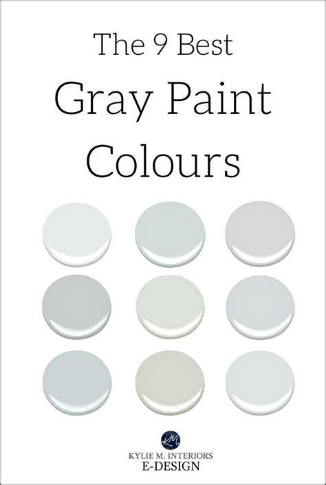 the best benjamin gray and greige paint colours m interiors e design online paint