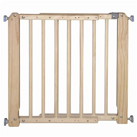 barriere protection bebe escalier barri 232 re de s 233 curit 233 enfant bois l 69 105 cm h 73 cm leroy merlin