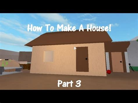 house part  lumber tycoon  youtube