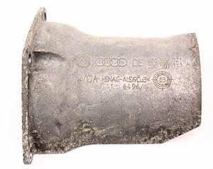 Rear Axle Shaft Metal Shield 04-06 Vw Phaeton