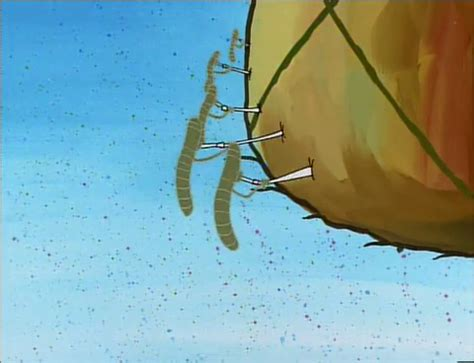 SpongeBuddy Mania - SpongeBob Characters - Nematodes