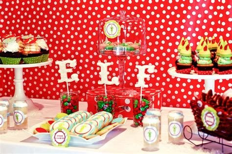 christmas party theme ideas buddy the themed brunch by deliciously events anders ruff custom designs llc