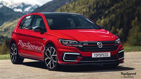 2020 Volkswagen Gti by 2020 Volkswagen Golf Mk8 Gti Top Speed