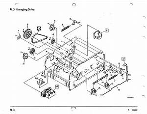 Xerox Printer 7024 7280 Fax Parts List And Service Manual