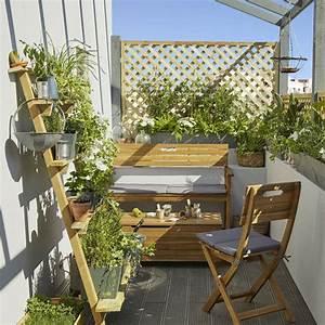 Plantes D Hiver Extérieur Balcon : meubles pour balcon notre s lection deco balcon ~ Nature-et-papiers.com Idées de Décoration