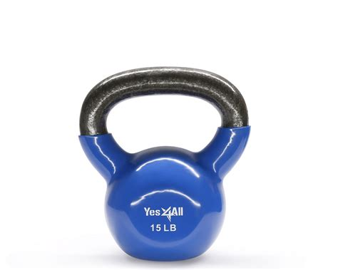 kettlebell weight vinyl lbs fitness lowest coated tone promotinal quality lb competition single amazon guide soft pink self yes4all cement