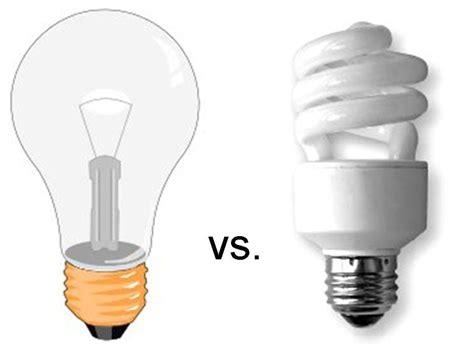 fluorescent heat l bulbs compact fluorescent light bulbs vs incandescent light