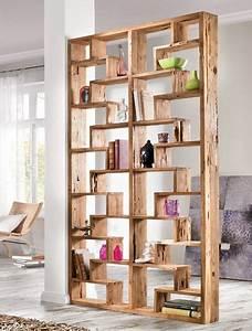Holzbalken Als Raumteiler : b cherregal raumteiler beeindruckend mint design raumteiler regal shelf l massivholz mit b111cm ~ Sanjose-hotels-ca.com Haus und Dekorationen