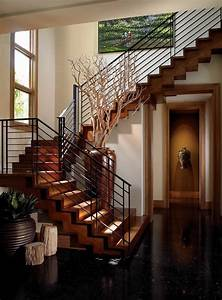 wrought, iron, stair, railing