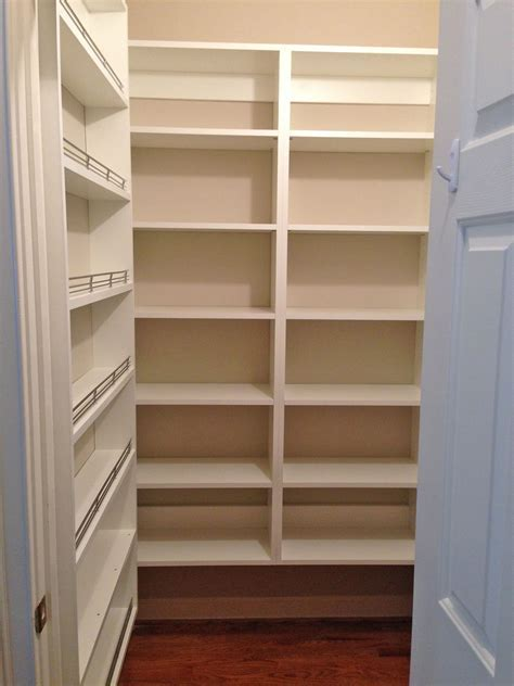 Custom Pantry Storage   Spice Rack   Shelves   Georgia Closet