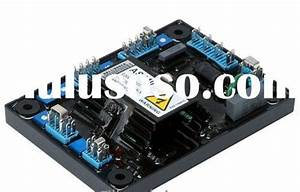 Automatic Voltage Regulator For Generator Diagram