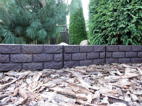 Garden Decorative Bricks by Decorative Garden Plastic Brick Edging For Patio Buy