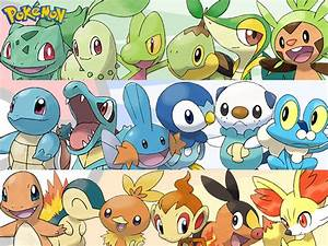 All Pokemon Generation 6 Images | Pokemon Images
