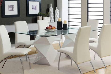 tavoli da sala da pranzo moderni tavoli da sala da pranzo in vetro yoruno