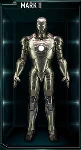 Iron Man Armor: Mark II | Marvel Cinematic Universe Wiki ...