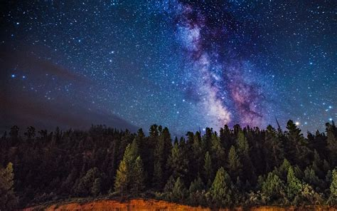 Mesmerizing Images The Milky Way Wallpapers