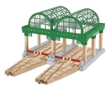 Thomas Tidmouth Sheds Wooden by New Realistic Thomas The Train Wooden Railway Knapford