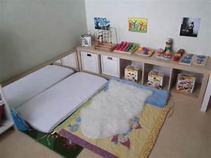 Parc Bébé Ikea : son petit coin lui nido montessori pinterest parc pour b b fans de et pourtant ~ Teatrodelosmanantiales.com Idées de Décoration