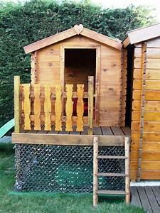 Plan De Cabane En Bois : monter une cabane en bois rev tements modernes du toit ~ Melissatoandfro.com Idées de Décoration