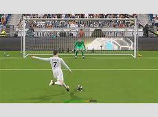 PES 2018 Penalty Shootout Real Madrid CF vs FC