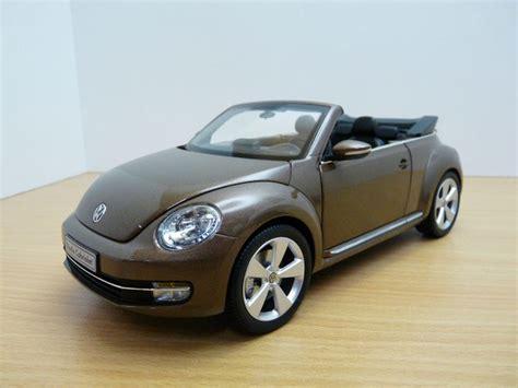 coccinelle vw cabriolet volkswagen nouvelle coccinelle cabriolet marron toffee 1 18 beetle 4548565202522 ebay