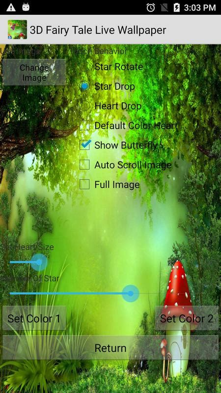 3d tale live wallpapers apk free