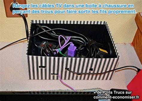 comment ranger ses cables l astuce d 233 co pour cacher proprement ses c 226 bles electriques
