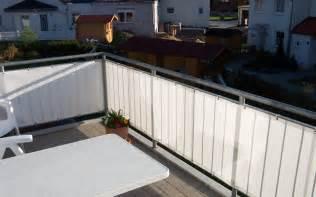balkon sichtschutz nach maãÿ balkonumrandung der balkon windschutz und balkon sichtschutz
