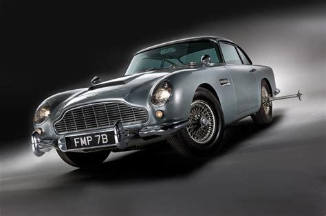 Aston Martin Db5 Rejoining James Bond