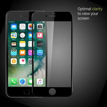 protection bureau verre protection d écran en verre trempé iphone 7 olixar