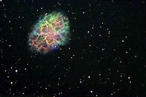 Messier 1 - The Crab Nebula | ESA/Hubble