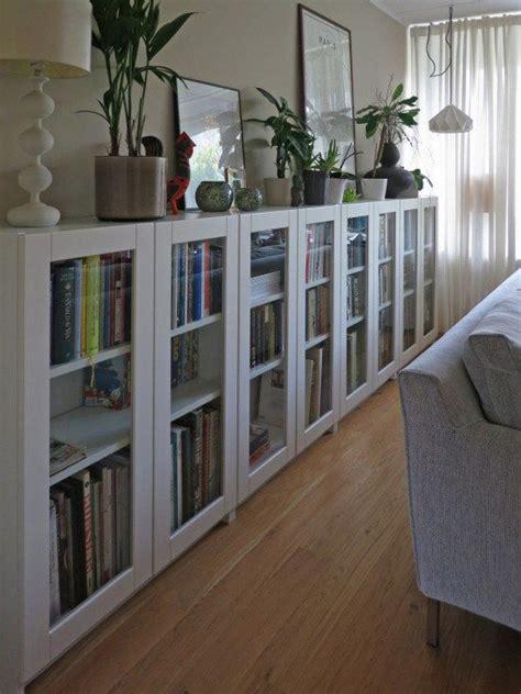 Ikea Hacks Billy by Ikea Hack Billy Bookcase As Sideboard Storage For