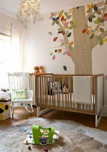 babyzimmer tapeten 27 kreative und originelle ideen With balkon teppich mit tapete disney baby