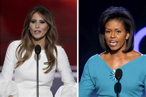 Melania Trump's speech appears to have cribbed from Michelle Obama's in 2008 - The Washington Post