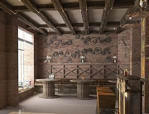 Industrial Style Shop : 122 best bar cafe ideas images on pinterest home ideas woodworking and facades ~ Frokenaadalensverden.com Haus und Dekorationen