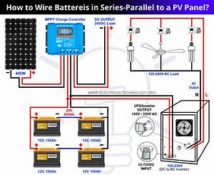 How To Wire Batteries In Series