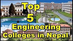 Top 5 Engineering Colleges In Nepal