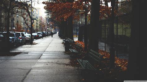 cold autumn day   york city  hd desktop wallpaper
