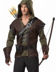 Robin Hood Medieval Warrior English Outlaw Adult Mens ...